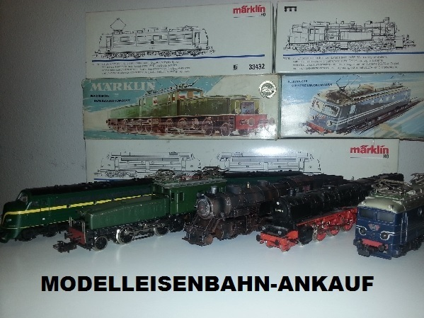 modelleisenbahn verkaufen
